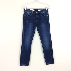 Anthropologie 26 P Pilcro Stet Ankle Skinny Jeans